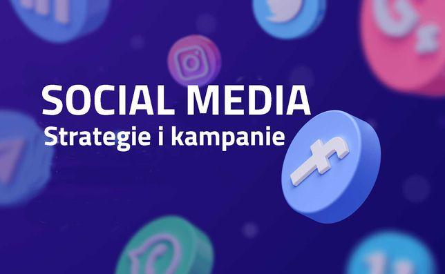 Social Media - angażuję x10