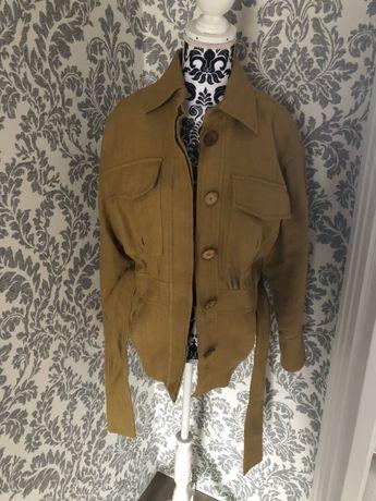 Płaszcz wiosenno-jesienny Massimo Dutti