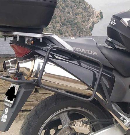 Suporte malas laterais para Honda Varadero