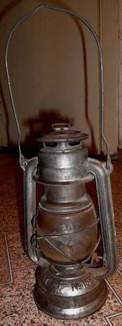 Керосиновая немецкая лампа BAT №158