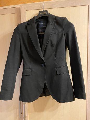 Стилтный трикотажный Пиджак Zara