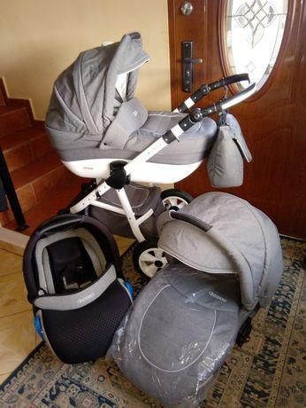 Wózek 3w1 Coneco comodo