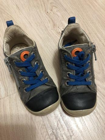 Ботинки кеды демисезонные Ecco 22