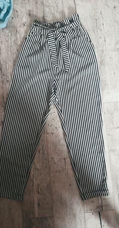 Spodnie w pasy