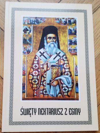Święty Nektariusz z Eginy. Jarosław Charkiewicz