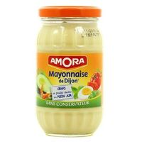 Французкий майонез Amora Mayonnaise de Dijon Jackpot 235g