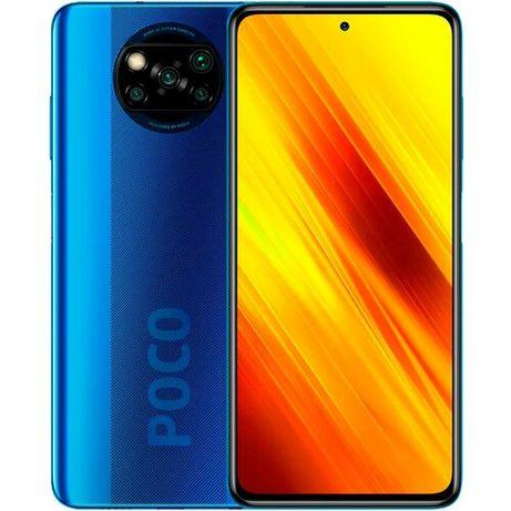 Смарфтон POCO X3 6Gb/128Gb BLUE
