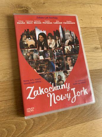 Film Zakochany Nowy Jork DVD