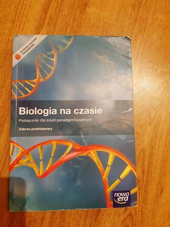 Sprzedam książkę do biologii - biologia na czasie