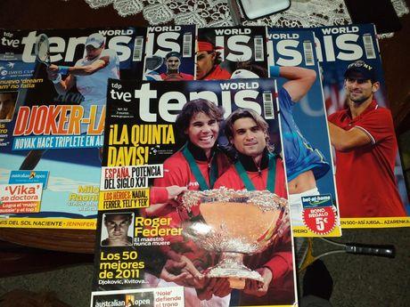 Revistas de Ténis