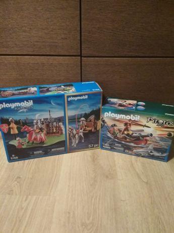 Dwa nowe zestawy Playmobil