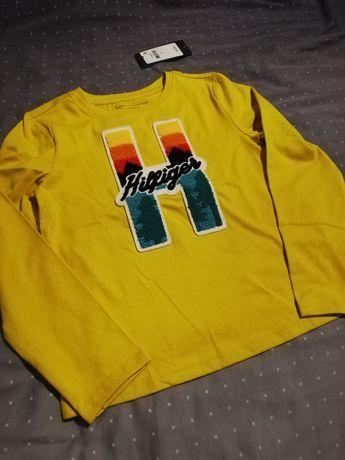 Tommy  HILFIGER - bluzka dziecięca