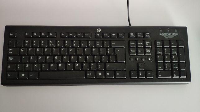 Klawiatura firmy HP