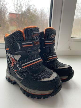 Зимние сапожки, ботинки ТOM.M, термо сапожки