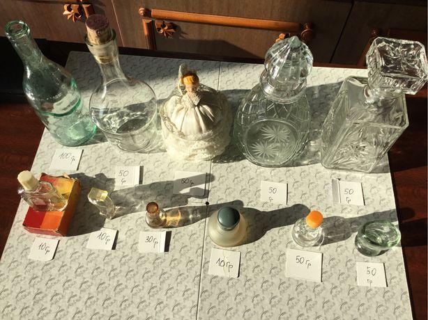 Ступа СССР чернильница бутылочки от духов графин