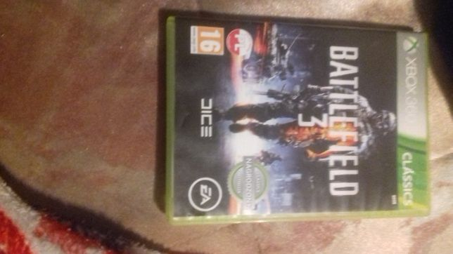 Battelfield 3 Xbox 360