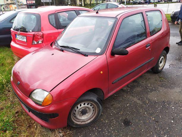 Fiat Seicento 900 kat