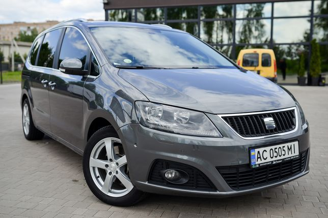 Seat Alhambra style 7 мест