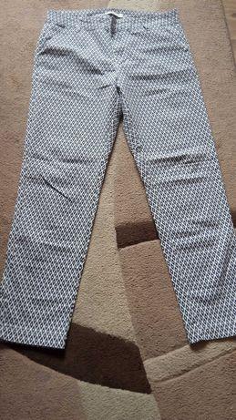 Spodnie damskie  wzorzyste