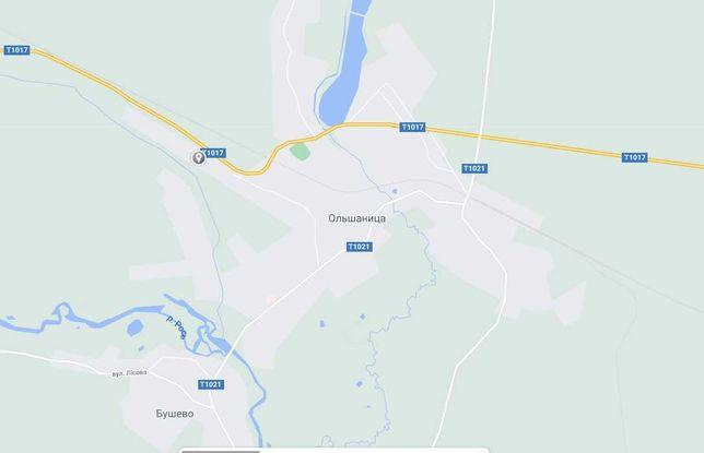 Продам земельный участок в Ольшанице