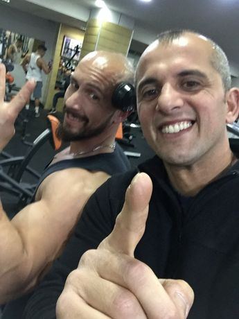 Paulo Fiães Personal Trainer