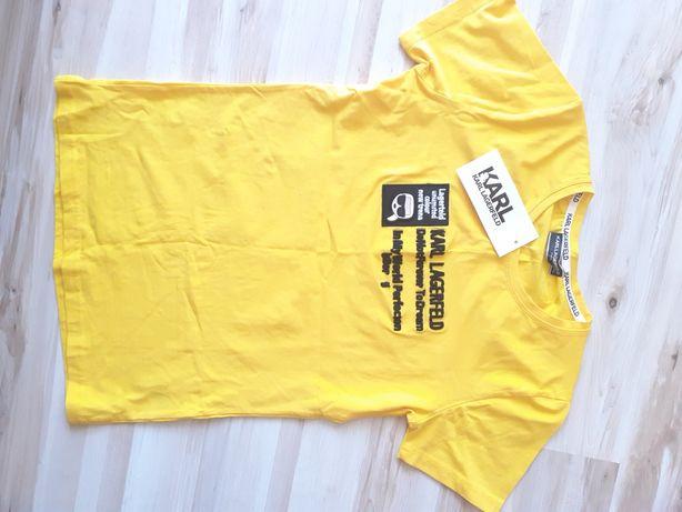 T-shirt  Karl  Lagerfeld damskie  L/Xl