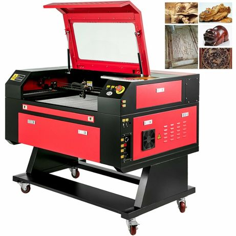 Máquina Corte e Gravação Laser CO2 60W / 80W / 100W