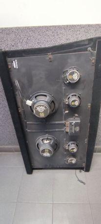 Półka z głośnikami ALPHA dedykowana do Opel KADETT E