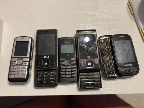 Różne telefony i cześci