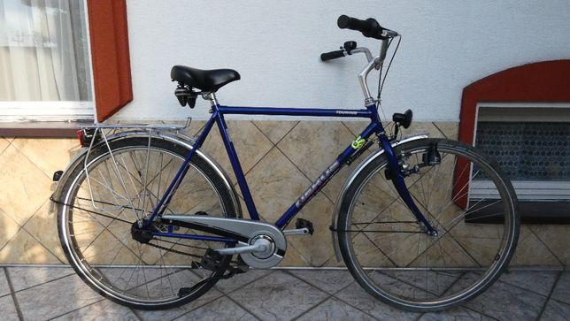 Rower HEROS - koła 28, męski, Sachs 7 biegów, kontra