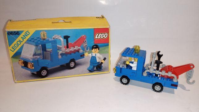 LEGO 6656 Wrecker Unit I (Breakdown Truck) 1985