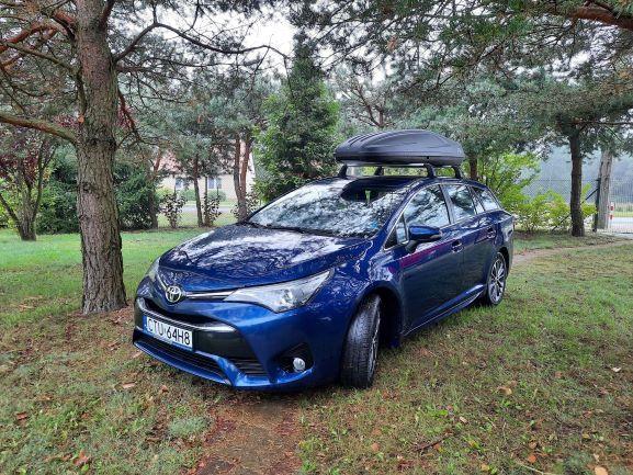 Toyota Avensis Combi 2,0 D 143 KM