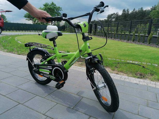 Rower BMX 16 Teamraider