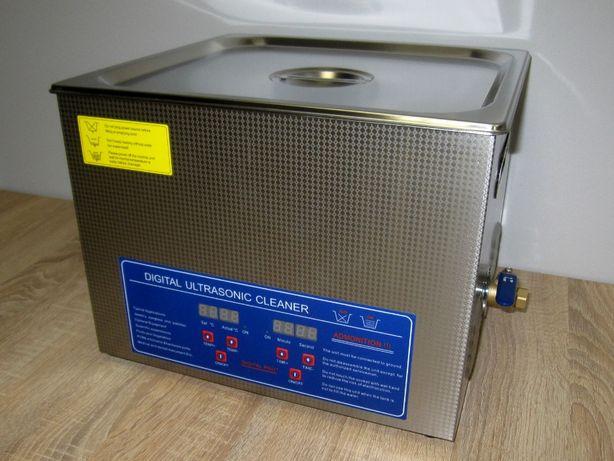 Myjka ultradźwiękowa 15l, 360W, 40kHz, Grzałka - profesjonalna JPS-60A