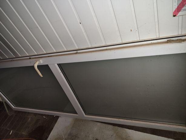 Drzwi balkonowe prawe