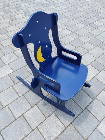 Fotelik bujany krzesełko bujane fotel dla dzieci dziecięcy