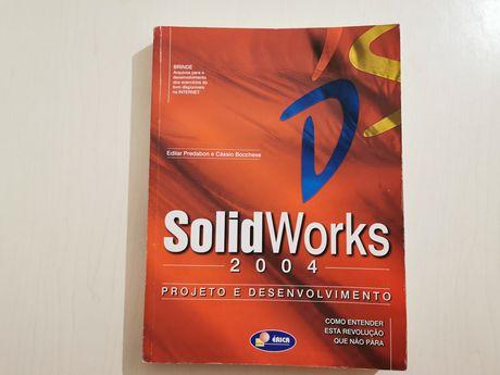 Solid Works 2004 - Projecto e Desenvolvimento