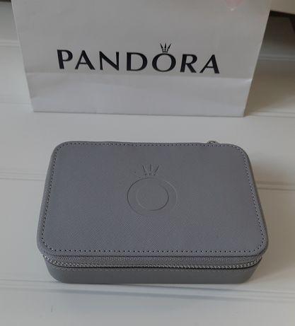 Nowa szkatułka Pandora szara