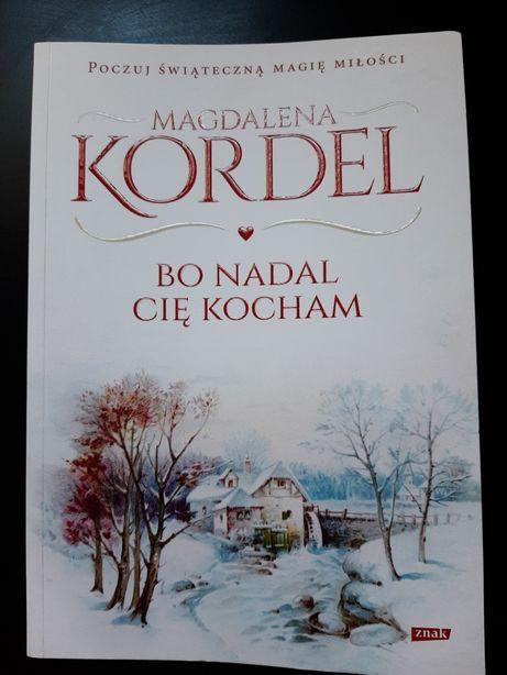 NOWOŚĆ Książka Magdalena Kornel Bo Nadal Cię Kocham wyd. Znak