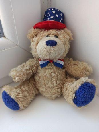 Мягкая игрушка медвежонок американец TY