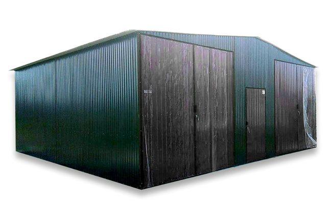 Garaż blaszak wiata blaszana 8x8 każdy wymiar