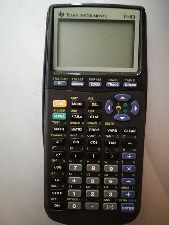 Calculadora científica Texas Instruments TI-83