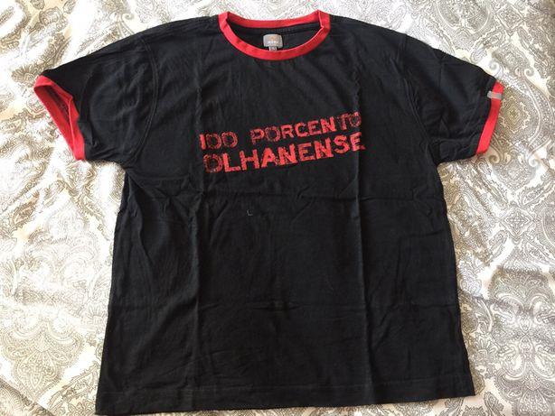 Tshirt SC Olhanense - 100% Olhanense - tam S
