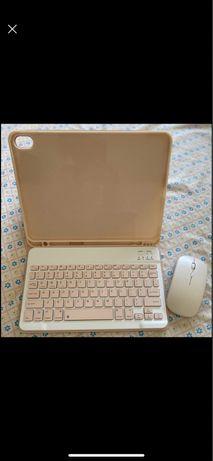 Capa e teclado para iPad Air 4 10.9