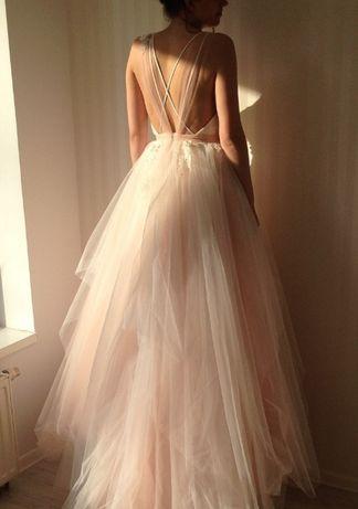 Suknia ślubna Magnifica Anne-Mariee rozmiar 38
