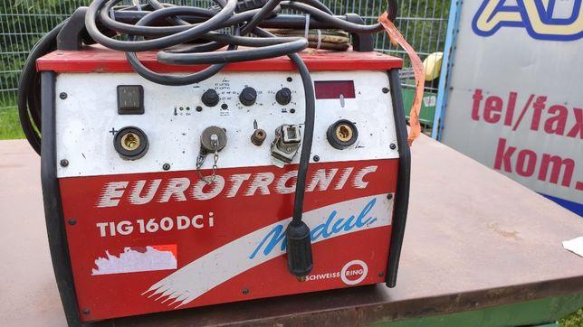 spawarka Tig Eurotronic 160dci