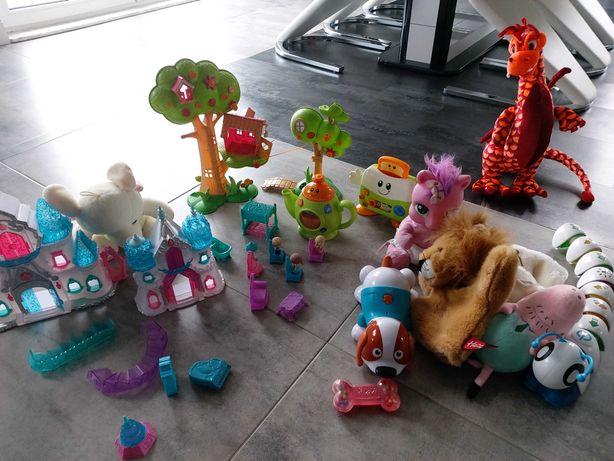Zestaw zabawek dla dziewczynek