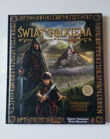 Świat Tolkiena przewodnik // władca pierścieni hobbit