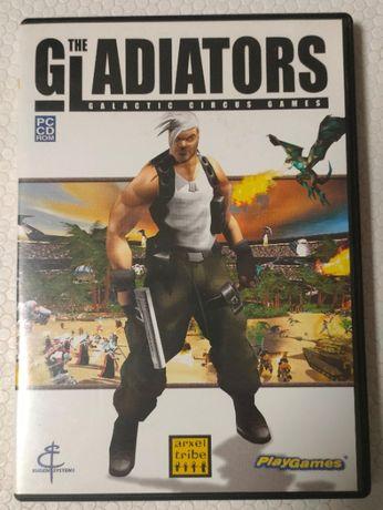 The Gladiators PC CD
