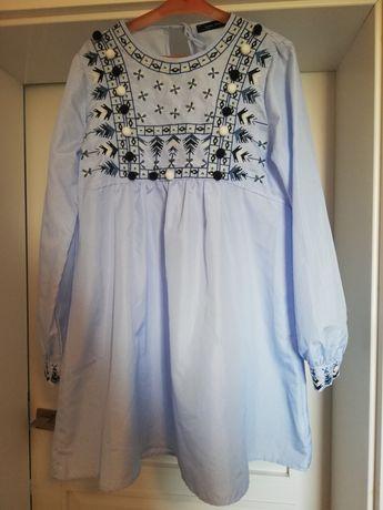Sukienka tunika  s 36